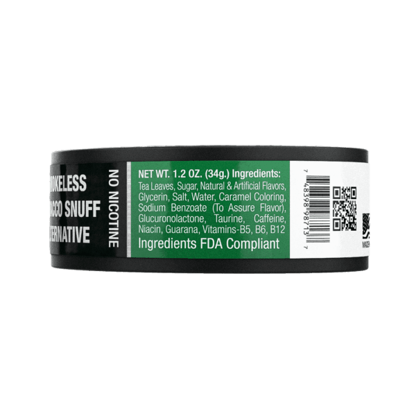 Energized Fine Cut Wintergreen