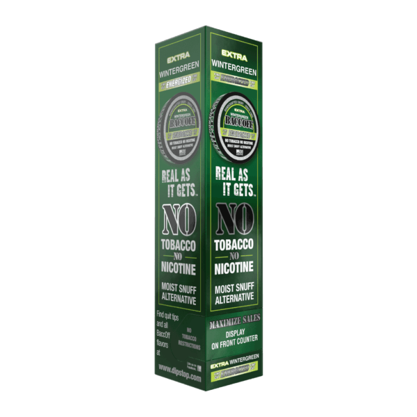 Energized Fine Cut Wintergreen Roll