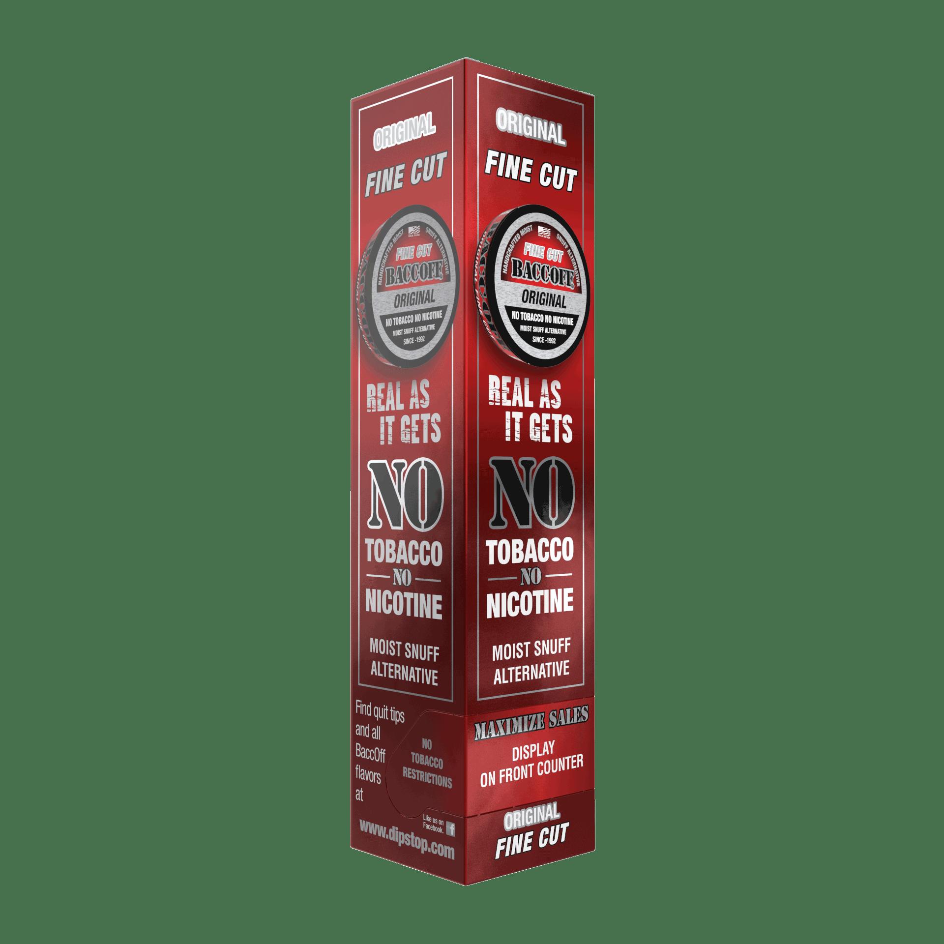 - 100/% Tobacco Free and Nicotine Free 9 Pack Hooch Snuff Fine Cut Regular