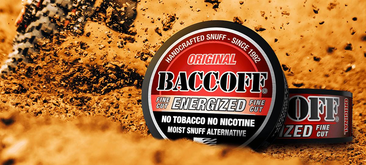 Baccoff Energized fine cut