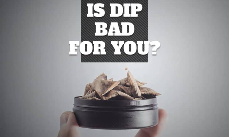 is dip bad for you