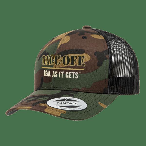 Trucker Hat Camo