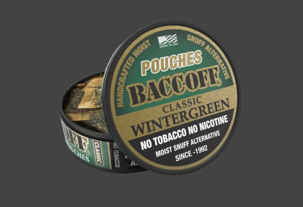 classic wintergreen pouches