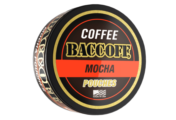 mocha coffee dip pouches