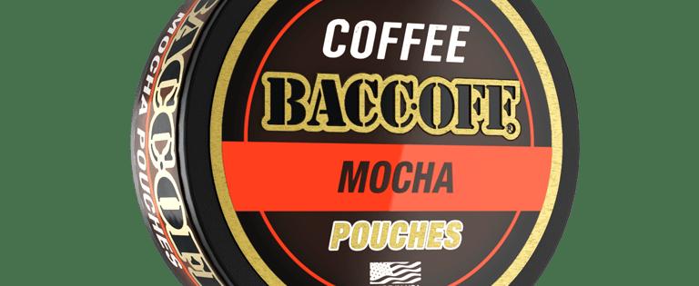 mocha coffee dip pouches