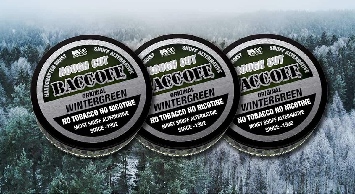 wintergreen long cut dip