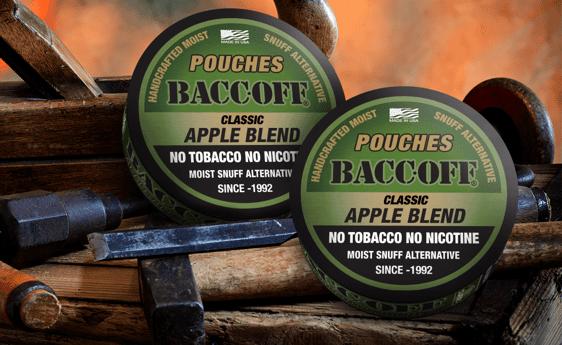 Classic apple blend pouches