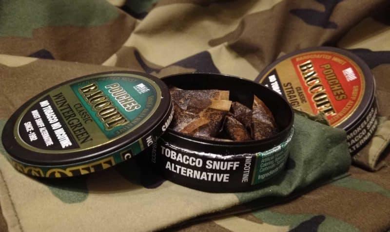 fake tobacco pouches