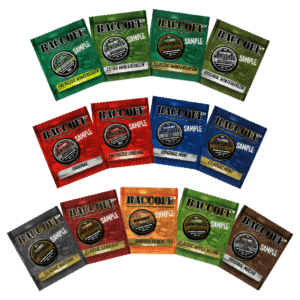 BacOff Samples Assortment