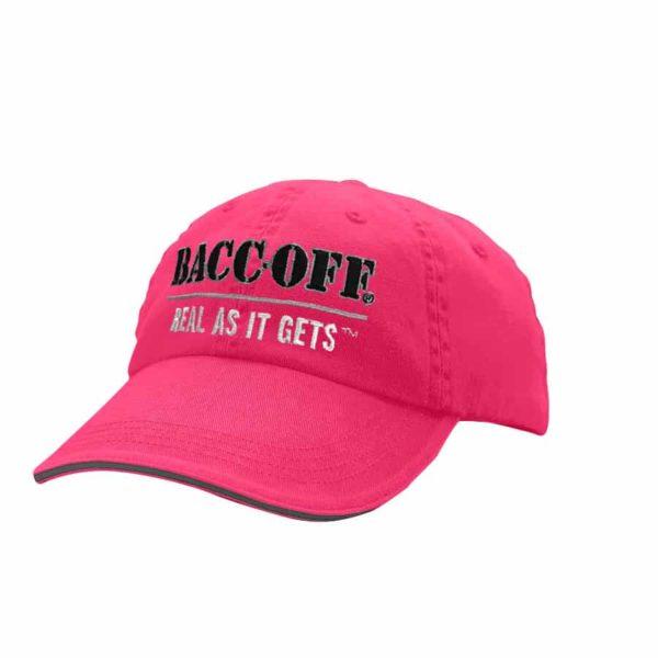 Pink Ballcap