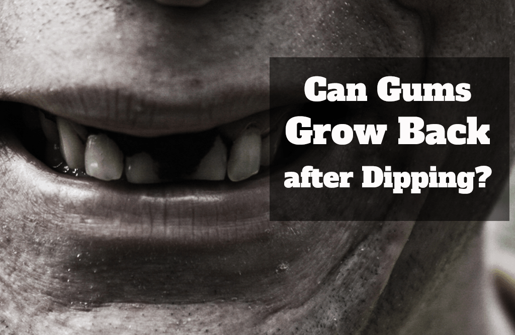 Can gums grow back?