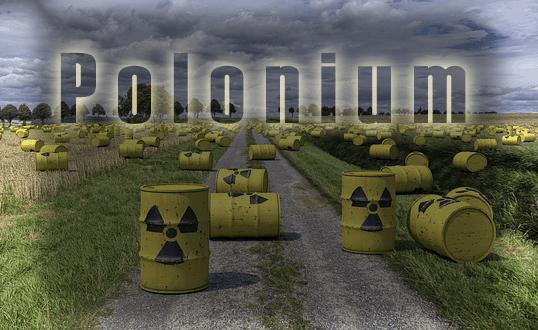 polonium in tobacco