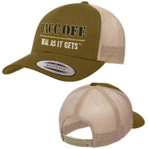 Trucker Hat Green