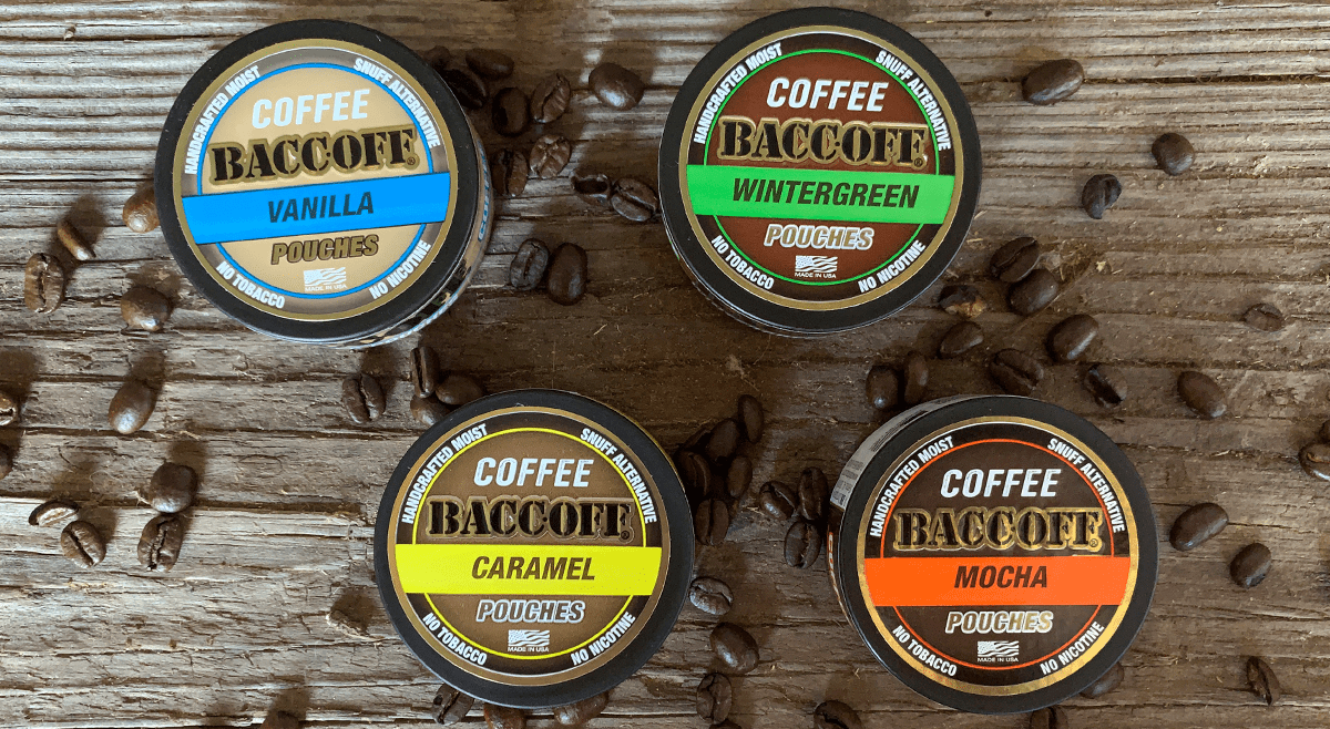 baccoff coffee pouches